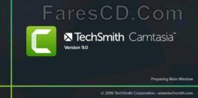 برنامج تصوير الشاشة وعمل الشروحات | TechSmith Camtasia Studio v9.0