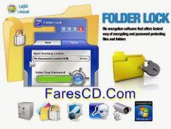 برنامج حماية الفولدرات بكلمة سر | Folder Lock 7.6.3