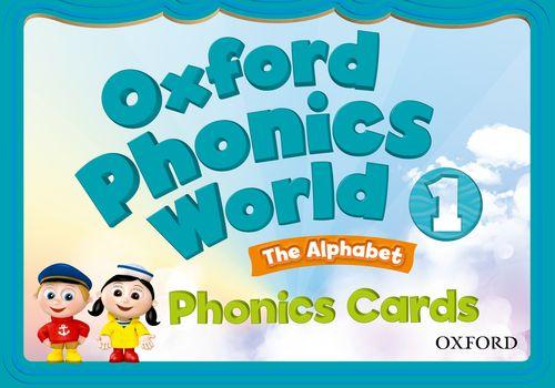كورس أكسفورد لتعليم الإنجليزية للأطفال | Oxford Phonics World