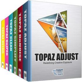 إصدار جديد من أشهر حزم إضافات الفوتوشوب | Topaz Plug-ins Bundle for Adobe Photoshop DC 21.11.2016