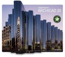 برنامج أركيكاد 2017 للتصميم المعمارى | GraphiSoft ArchiCAD 20 Build 4020