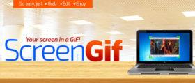 برنامج تصوير الشاشة بصورة متحركة | Screen GIF 2016.14