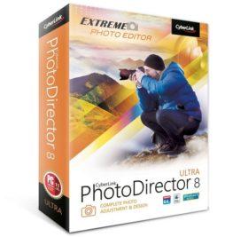 برنامج تعديل الصور | CyberLink PhotoDirector Ultra 8.0.2303