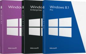 تجميعة إصدارات ويندوز 8.1 بتحديثات نوفمبر 2016 | Microsoft Windows 8.1 AIO
