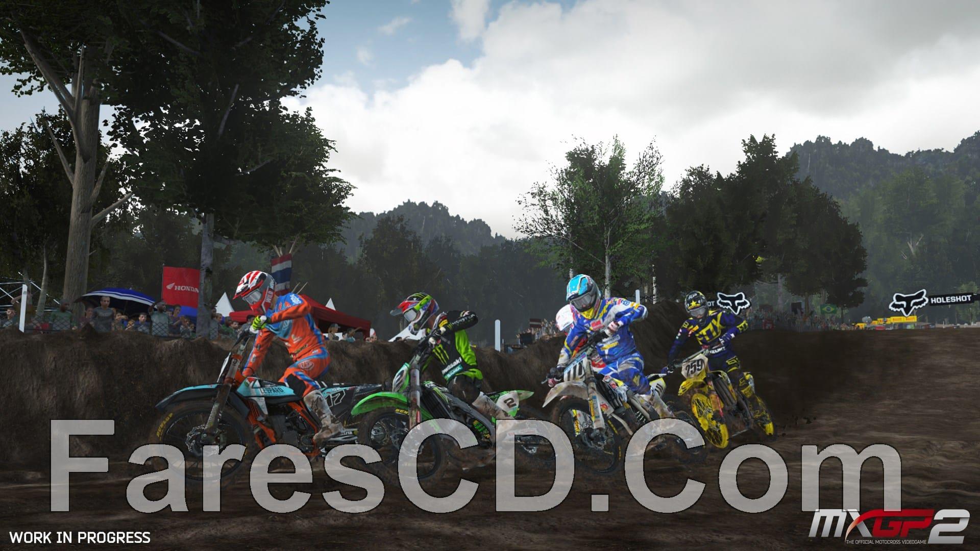 تحميل لعبة سباق الموتوسيكلات 2016 MXGP2