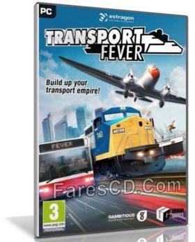 تحميل لعبة | Transport Fever 2016