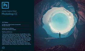 إصدار جديد من الفوتوشوب | Adobe Photoshop CC 2017 v18.1
