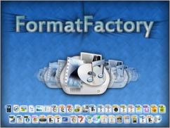 إصدار جديد من برنامج تحويل الميديا الشهير   FormatFactory 4.0
