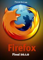 إصدار جديد من متصفح فاير فوكس | Mozilla Firefox 50.1.0 Final