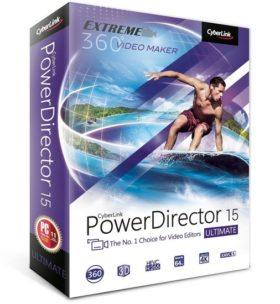 إصدار جديد من برنامج مونتاج الفيديو | CyberLink PowerDirector Ultimate 15.0.2509