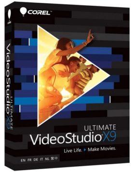 إصدار جديد من عملاق مونتاج الفيديو | Corel VideoStudio Ultimate X9 19.6.0.1