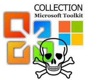 تجميعة أدوات التفعيل للويندوز والأوفيس | Microsoft Toolkit Collection Pack December 2016