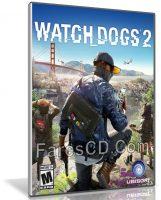 أقوى وأشهر ألعاب الأكشن   Watch Dogs 2 Gold Edition   نسخة ريباك بآخر التحديثات