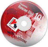 إصدار جديد من اسطوانة كاسبر للطوارىء | Kaspersky Rescue Disk 10 DC 17.09.2017