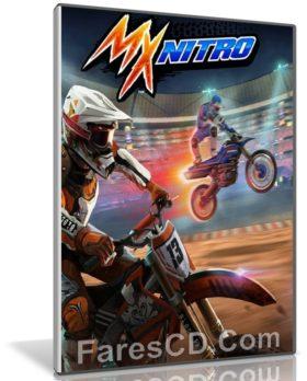لعبة سباق الموتوسيكلات 2017 | MX Nitro