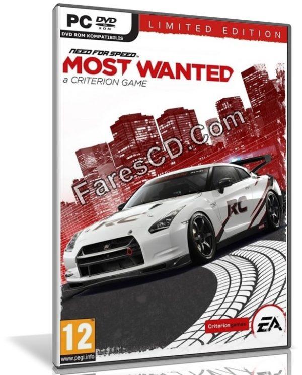 تحميل لعبة نيد فور سبيد 2017 | Need for Speed Most Wanted | نسخة ريباك
