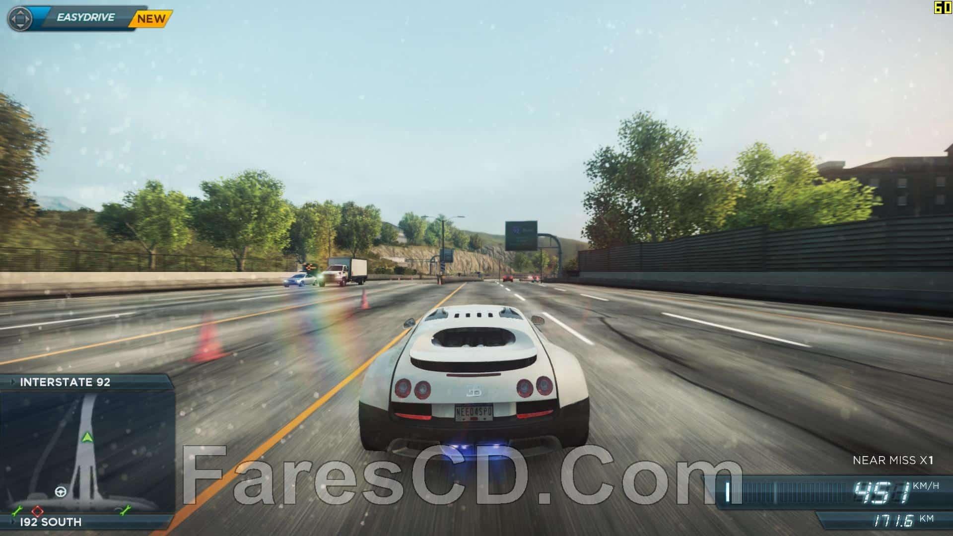 تحميل لعبة نيد فور سبيد 2017 | Need for Speed Most Wanted