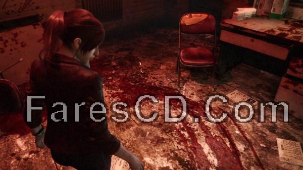 تحميل لعبة   Resident Evil Revelations 2   نسخة ريباك