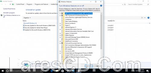 ويندوز 10 برو مفعل | Windows 10 Pro RS1 x64 March 2017 Pre-Activated