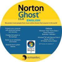 اسطوانة جوست للنسخ الإحتياطى | Symantec Ghost Boot CD 12.0.0.10618