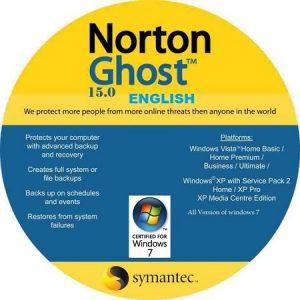 اسطوانة جوست للنسخ الإحتياطى | Symantec Ghost Boot CD 12.0.0.11197