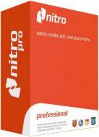 برنامج إدارة وتحويل ملفات بى دى إف   Nitro Pro Enterprise 12.4.0.259