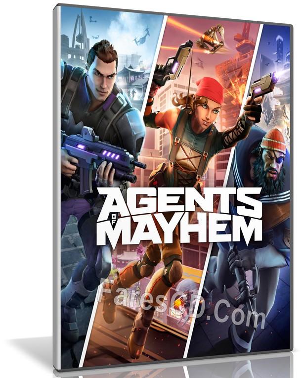تحميل لعبة الأكشن والقتال | Agents Of Mayhem