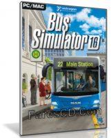لعبة محاكاة قيادة الاوتوبيس 2017 | Bus Simulator 16 Gold Edition
