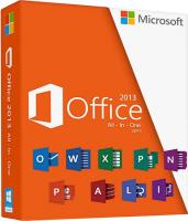 أوفيس 2013 | Office Professional Plus 2013 | بتحديثات أكتوبر 2017
