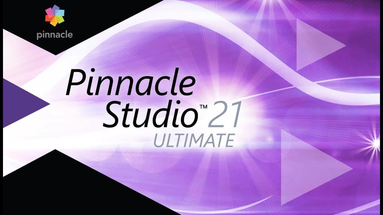 إصدار جديد من برنامج المونتاج الشهير | Pinnacle Studio Ultimate 21.1.0