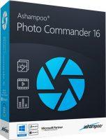 برنامج أشامبو لتعديل الصور |  Ashampoo Photo Commander 16.0.2