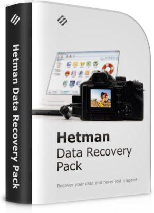 تجميعة برامج استعادة الملفات المحذوفة | Hetman Data Recovery Pack 3.7