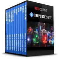 فلاتر ترابكود كاملة | Red Giant Trapcode Suite 14.1.1