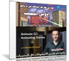 كورس تحريك المشاهد فى برنامج أدوبى إنيميت | Animate CC Animating Scenes