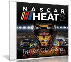 لعبة سباق السيارات 2017 | NASCAR Heat 2