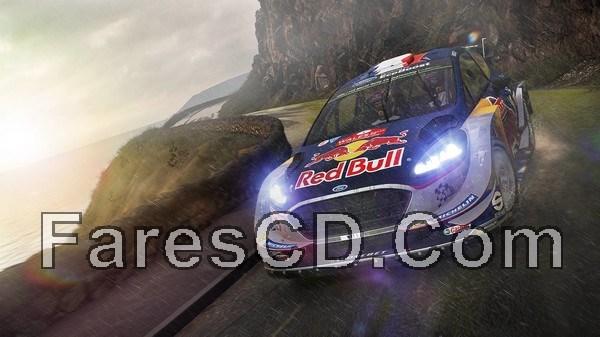 لعبة سباق السيارات   WRC 7 FIA World Rally Championship   نسخة ريباك