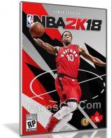 لعبة كرة السلة 2018 | NBA 2K18 | نسخة ريباك