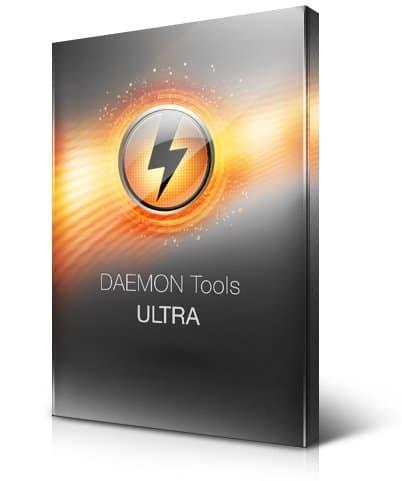 إصدار جديد من عملاق تشغيل الاسطوانات الوهمية   DAEMON Tools Ultra