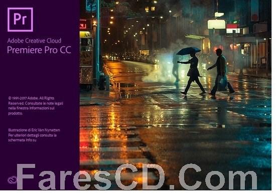 برنامج أدوبى بريمير 2018 | Adobe Premiere Pro CC 2018 v12.0.0.224