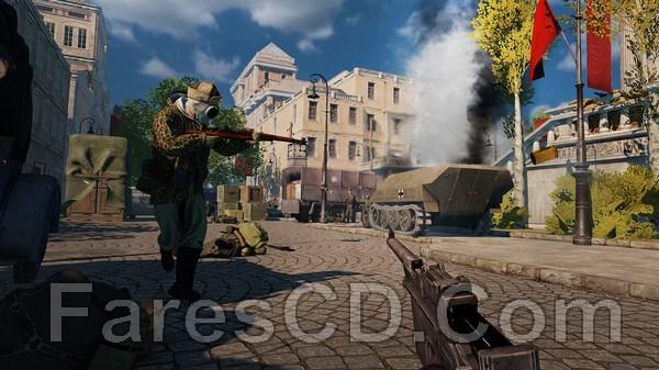 تحميل لعبة   RAID World War II   نسخة ريباك