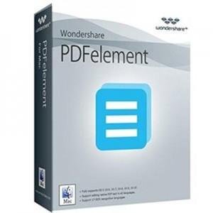 برنامج تحويل ملفات بى دى إف | Wondershare PDFelement Professional 8.2.19.1048 + OCR