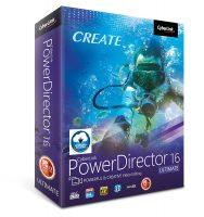 برنامج مونتاج الفيديو الشهير  | CyberLink PowerDirector Ultimate 16.0.2524.0