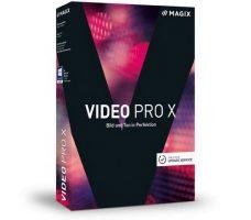 برنامج مونتاج وتحرير الفيديو | MAGIX Video Pro X9 15.0.5.195