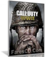 لعبة الحروب المنتظرة   Call of Duty WWII   نسخة ريباك Fitgirl
