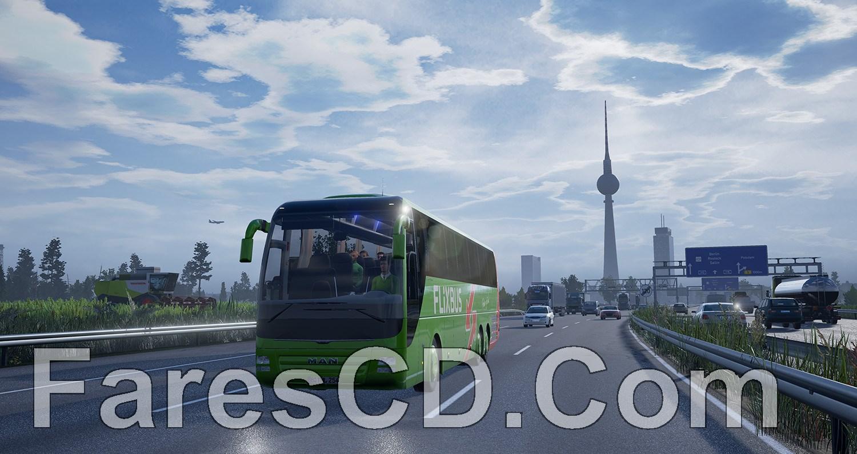 لعبة قيادة الأوتوبيسات 2017 | Fernbus Simulator