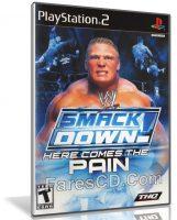 لعبة | WWE Smackdown – Here Comes The Pain 2003 | تعمل على الكومبيوتر