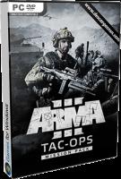 أحدث العاب الحروب | Arma 3 Tac Ops Mission Pack 2017