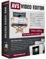 إصدار جديد من برنامج مونتاج الفيديو | AVS Video Editor 8.0.4.305