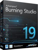 برنامج أشامبو لنسخ الاسطوانات 2018 | Ashampoo Burning Studio 19.0.1.6 Final
