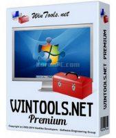 برنامج إدارة وصيانة الويندوز   WinTools.net Professional & Premium 18.5